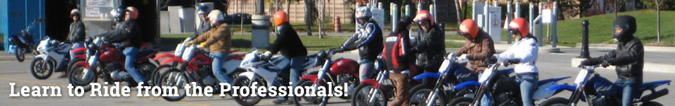 Learn to ride from the professionals at MTOhp